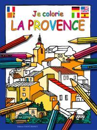 Je colorie la Provence