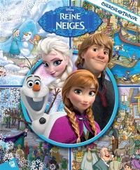 La reine des neiges : cherche et trouve