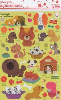 Les chats et les chiens