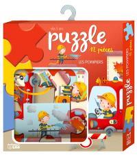 Les pompiers : puzzle