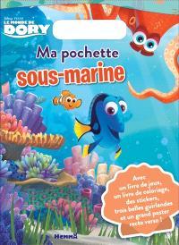 Ma pochette sous-marine : le monde de Dory