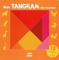 Mon tangram des animaux