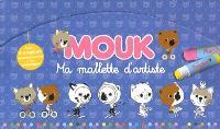 Mouk : ma malette d'artiste