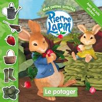 Pierre Lapin : le potager