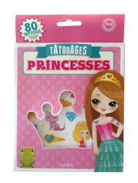 Princesses : tatouages