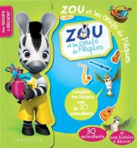 Zou cherche les oeufs de Pâques