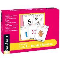 1, 2, 3, jeu des familles