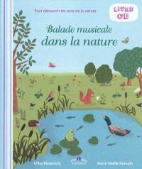 Balade musicale dans la nature