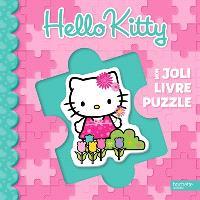Hello Kitty : mon joli livre puzzle