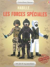 Les forces spéciales