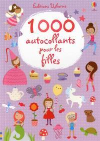1.000 autocollants pour les filles