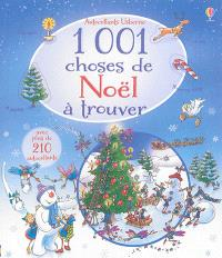 1.001 choses de Noël à trouver