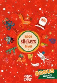 1.001 stickers Noël