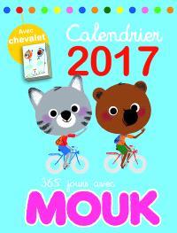 365 jours avec mouk : calendrier 2017