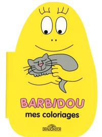 Barbidou : mes coloriages