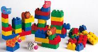 Briques souples animaux