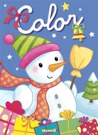 Color : Noël