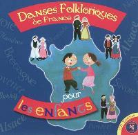 Danses folkloriques de France pour les enfants