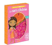 Déguisement : le sari d'Ashna 5-7 ans
