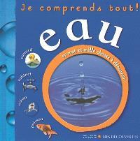 Eau : canard, robinet, océan, poisson