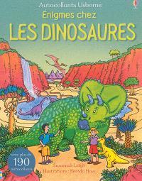 Enigmes chez les dinosaures