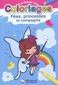 Fées, princesses et compagnie