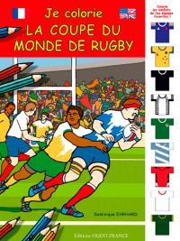 Je colorie la Coupe du monde de rugby