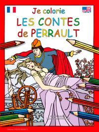 Je colorie les contes de Perrault