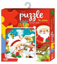 Joyeux Noël ! : puzzle