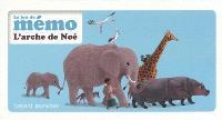 L'arche de Noé : le jeu de mémo