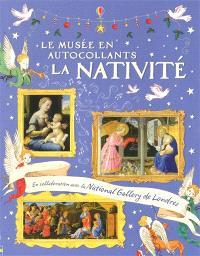 La Nativité : le musée en autocollants