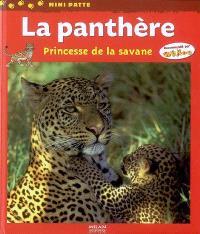 La panthère, princesse de la savane