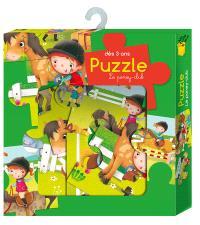 Le poney-club : puzzle