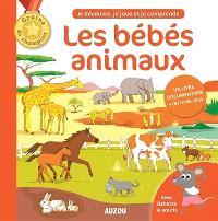 Les bébés animaux : avec Babette la souris