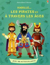 Les pirates et à travers les âges