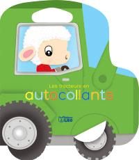 Les tracteurs en autocollants