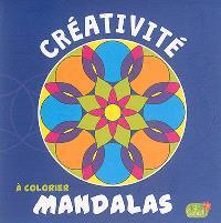 Mandalas à colorier : créativité