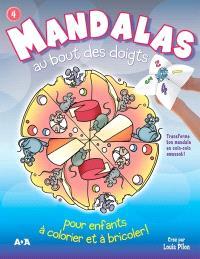 Mandalas au bout des doigts. Volume 4