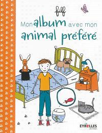 Mon album avec mon animal préféré