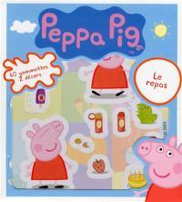 Peppa Pig : le repas