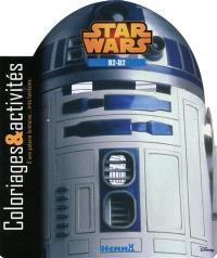 Star Wars : R2-D2 : coloriages & activités