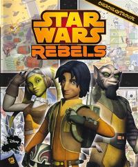 Star Wars : rebels : cherche et trouve
