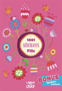 1.001 stickers fille