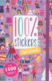 100 % stickers : spécial mode