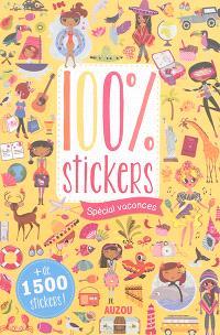 100 % stickers : spécial vacances
