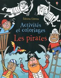Activités et coloriages : les pirates
