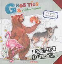 Animaux d'Europe