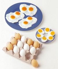 Assortiment d'œufs