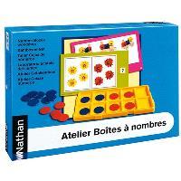 Atelier Boîtes à nombres