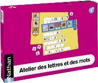 Atelier des lettres et des mots